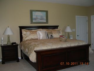 Havelock house photo - Catch some ZZZ's on this luxury king bed in (studio)