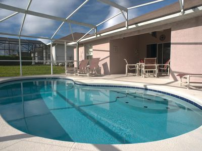 Luxury Pool Home, Close To Disney, Shopping, Restaurants And Other Attractions