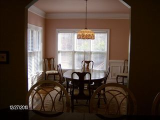 Fairburn estate photo - Formal dining room