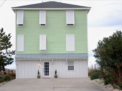 Kure Beach house rental - Oceanfront Beach