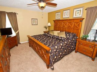2nd Master bedroom - Emerald Island villa vacation rental photo