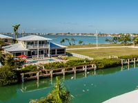 New Construction Luxury Home With Pool! 2 Master En-Suites, Private Inch Beach