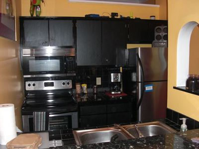 Charleston condo rental - Stainless steel appliances