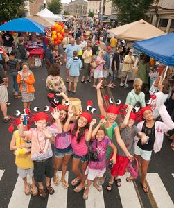 Second Saturdays and the Taste of Cambridge are among many downtown events