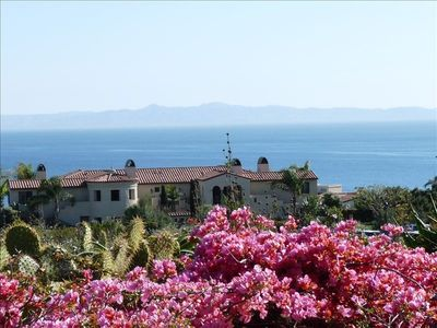 Two Adjacent Oceanside Casitas with 6 Bedrooms and Adjoining Fireplace Loggias