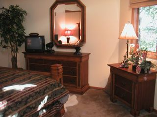 Another view of Master Bedroom - Keystone townhome vacation rental photo