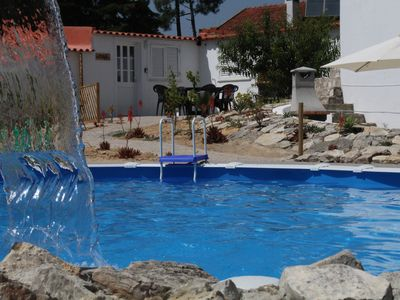 Casa Anouk, within the domain of Casa Aiana, with swimming pool and 5 min from the sea