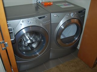 Coeur d 'Alene condo photo - New full size Washer & Dryer.