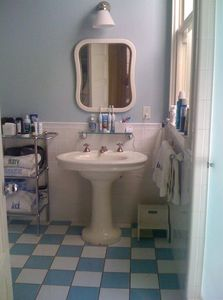 San Francisco house rental - Bathroom