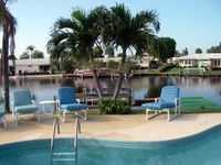 Near Beach, On a Canal with Pool Home - Great Location