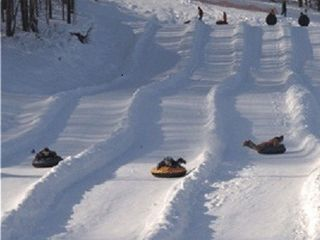 Bushkill house photo - Snow Tubing at Nearby Fernwood or Shawnee