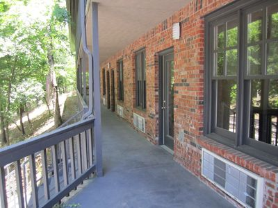 Eureka Springs condo rental