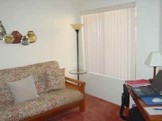 Sedona condo photo - Den with Deluxe Full Futon and High Speed Internet