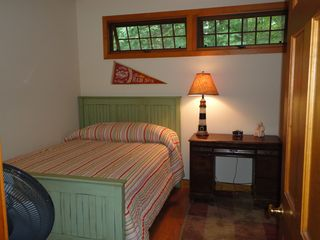 Laconia townhome photo - Double Bed in 2nd Fl Bedroom