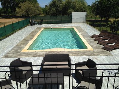 Sorbo Ocagnano: House  with swimming pool near to beach