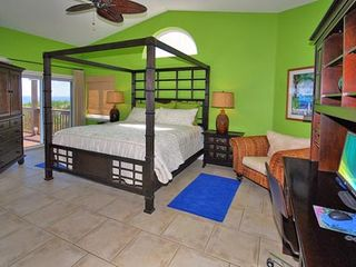 Ponte Vedra Beach house photo - Master Suite - King Bed - TV/DVD -Private bath with separate tub & shower