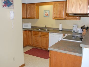Recently updated kitchen with all the appliances you need!