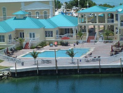 Key West yacht rental - Heated Pool