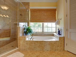 Ormond Beach house photo - Draw a warm bath in the master bathroom