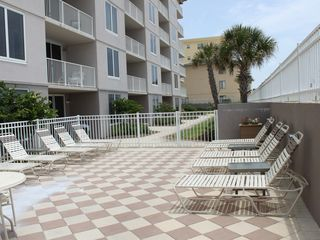 Fort Walton Beach condo photo - Extra deck seating