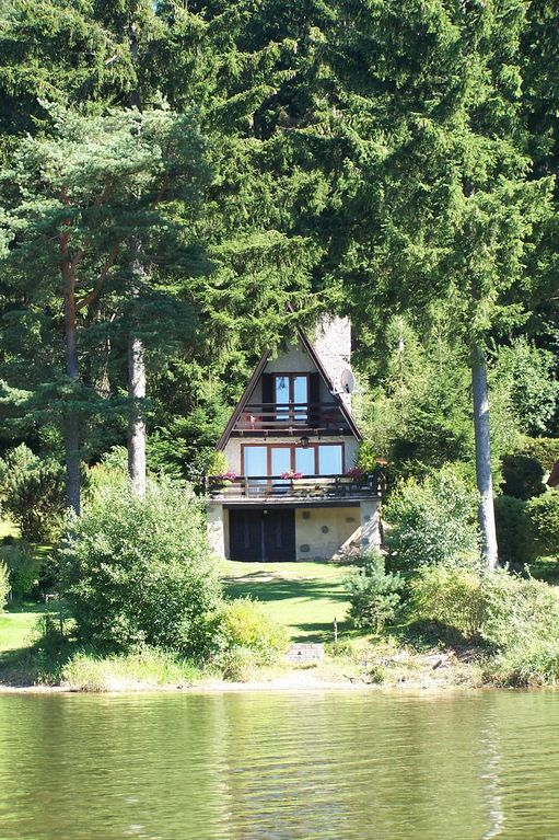 Holiday house only 15 meters from Lipno Lake
