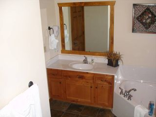 Branson cabin photo - Spacious Bathrooms