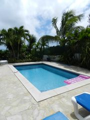 Orient Bay villa photo - Villa with pool