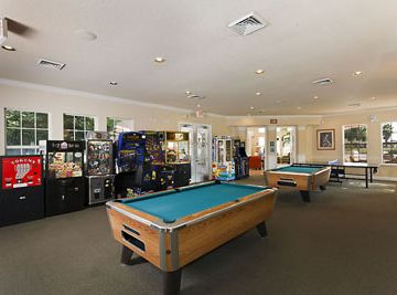 Pool tables, Air Hockey and Arcade games for the young at heart