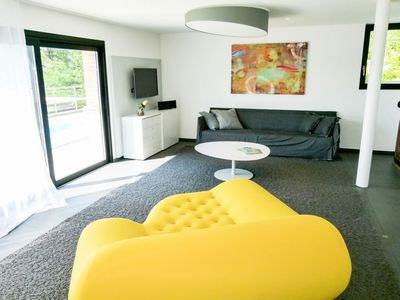 House in Lugano with Internet, Parking, Terrace, Garden (319252)