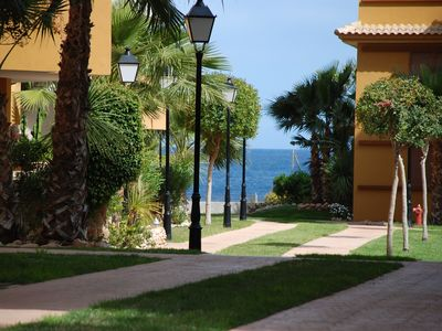 Punta Prima apartment rental - 250 meters to beach promenade