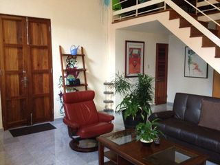 living room / entrance - San Juan apartment vacation rental photo
