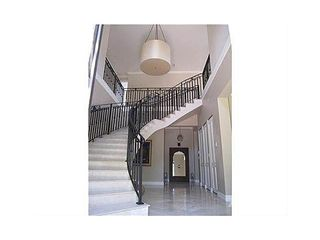 Brickell villa photo - Grand staircase, this is what you see when you walk through the front door