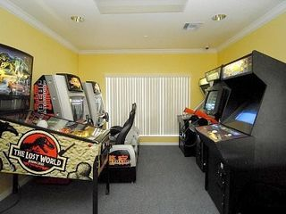 Kissimmee villa photo - Club house game room