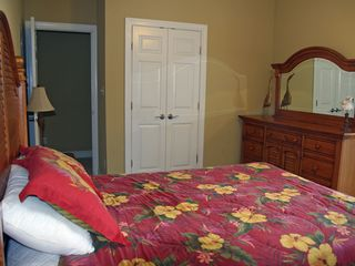 North Ocean City townhome photo - Bedroom with Queen Bed