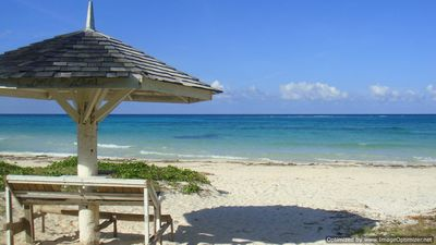 Duncans villa rental - Duncans Bay Beach