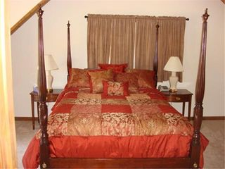 Berkeley Springs house photo - Bedroom one