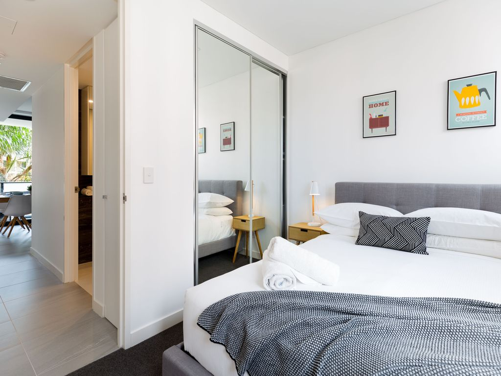 Modern, new 2 bed in heart of Darling