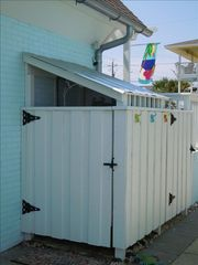 Wrightsville Beach cottage photo - Outdoor Shower