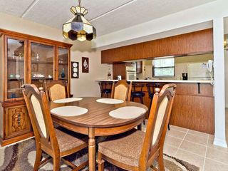 Fernandina Beach condo photo - Dining and Breakfast bar