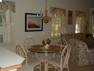 Pawleys Island condo photo - Dining area
