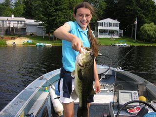 Barnstead house photo - Enjoy excellent fishing!