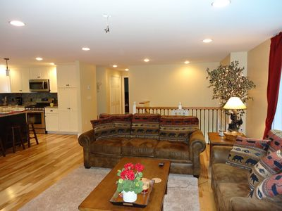 Fully renovated home in the heart of North Conway Village/CLEAN, CLEAN, CLEAN!