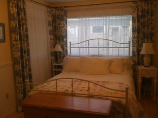 Pacific Grove cottage photo - Bedroom