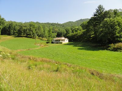 Granna's Farm House on 200 acre farm