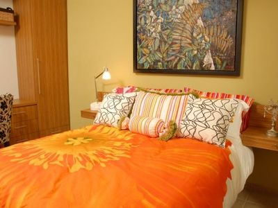 Humacao villa rental - Guest Bedroom (twin trundle bed)
