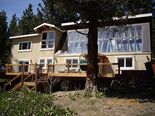 Incline Village house photo - Large Deck and Front of Home