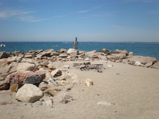Light a campfire on the beach! - Narragansett cottage vacation rental photo