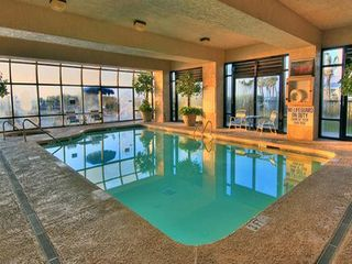 Meridian Plaza condo photo - Indoor pool and hot tub