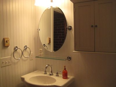 Bellaire / Shanty Creek cottage rental - Newly remodeled bathroom