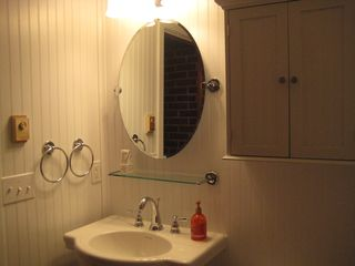 Bellaire / Shanty Creek cottage photo - Newly remodeled bathroom
